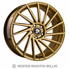 4 x Alufelge Ultra Wheels STORM (UA9) 8,5x19 ET45 Gold