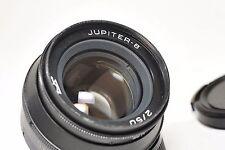 JUPITER 8  2,/50 mm, M39/ LTM screw for Leica, Voigtlander rangefinder