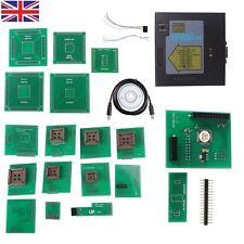Xprog-m V5.0 X-Prog programador M + conector Adaptadores 18 un. Multi Funcional Nuevo