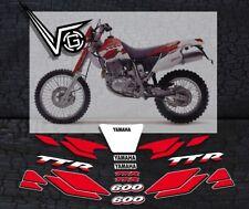 Adesivi Grafiche Stickers Decal Yamaha TT 600 R  TT r 1999 TTr