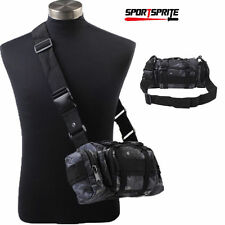 Tactical 3 Way Molle Hunting Utility Waist Shoulder Hand Bag Pack Pouch Typhon
