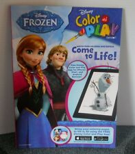 Frozen Disney Color And Play Free IPhone, IPad, And Android Devices App New