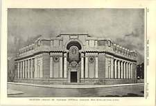 1906 St Pancras Central Library Russell Cooper Design