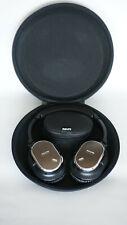 Philips SHN9500 Active Noise Canceling Headphones - Over Ear - Travel Case