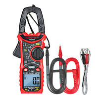 HT206A/B/D AC/DC Digital Clamp Meter Voltage Current Tester Multimeter Charm
