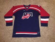 Team USA Nike Vintage Sewn Stitched Jersey - Youth XL (Could Fit Men s S 0c452af93