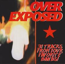 OVER EXPOSED CD: Kill Your Idols*Flogging Molly*Hot Water Music*The Dwarves EXC