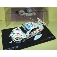 PORSCHE 911 GT3 N°78 LE MANS 2000 ALTAYA 1:43 Abd