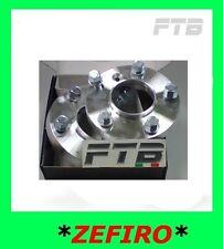 DISTANZIALI RUOTE FIAT BRAVA 20 mm + BULLONI CONICI 4 FORI X 98 58 MOZZO FTB