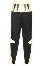BALENCIAGA 2008 Black and Nude Pants, Size 36 4 - Retail $1995