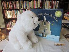 Kohls Cares For Kids Nancy Tillman White Polar Bear Plush Toy & Book hardcover