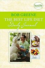 The Best Life Diet Daily Journal by Bob Greene, Good Book