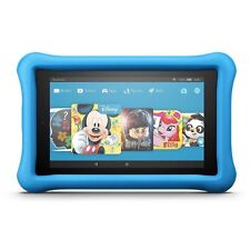 Das neue Fire HD 8 Kids Edition-Tablet 20,3 cm (8 Zoll) HD Display Blau 32GB NEU