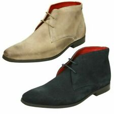 Mens Base London Henry Ankle Boots