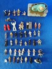 Star Wars Micro Machines Action Fleet 50 Rare Figuren Sammlung/Collection +Bonus