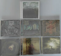 DOOM METAL Paket - 7x CDs - nagelneu / brandnew DEATH