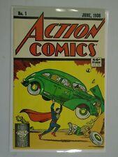Action Comics #1 Direct edition 6.5 FN+ (1988 Reprint)