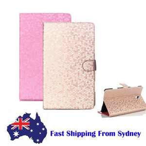 "Samsung Galaxy Tab S 8.4"" T700 Case Cover Bling Diamond Black Gold Pink Silver"