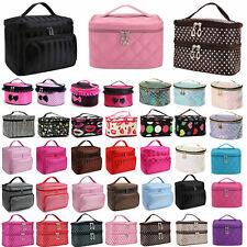 Women Large Cosmetic Travel Toiletry Bag Portable Make Up Case Organizer Handbag