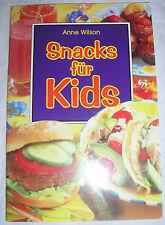 Anne Wilson-Snacks for Children-Book | Used