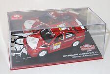 1/43 Mitsubishi Lancer Evo VI  Rally Monte Carlo 2000  Tommi Makinen