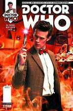 DOCTOR WHO 11TH DOCTOR #11 SUBSCRIPTION PHOTO COVER TITAN COMICS