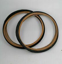 Wolber 26x1.95 (47-559) MTB Tire Set vintage NOS
