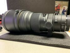 SIGMA APO 300mm F2.8 EX DG HSM (for Canon EF mount) - Near Mint -
