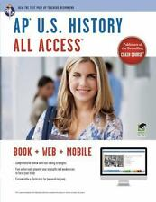 AP U.S. History All Access Book + Online + Mobile Advanced Placement AP All A