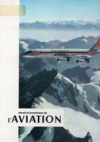 Aviation Swissair Luftfahrtgeschichte Unikat absolute Rarität Schweiz Fundgrube