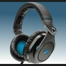Sennheiser HD8 DJ Closed-Back Headphones with Protective Case - NEW!!!