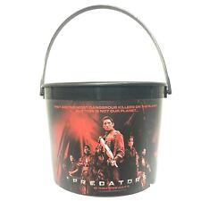 Predators Theatres Movie 2010 Plastic Popcorn Bucket Cinemas Thailand