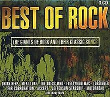 Best of Rock de Various   CD   état bon