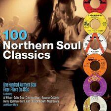100 Northern Soul Classics - Floor Fillers (Various Artists) BoxSet 4CD