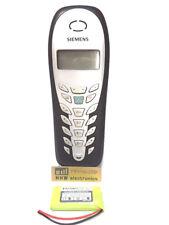 Gigaset a24 as24 parte móvil para a140 a145 a240 a245 as140 + 2x nueva batería top!!!