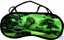 Masque de sommeil cache yeux anti lumière fatigue zen personnalisable REF 58