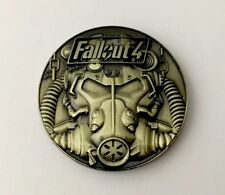 FALLOUT 4 VIDEO GAME MILITARY BASE EXCLUSIVE CHALLENGE COIN XBOX 1 ONE PS4 PROMO