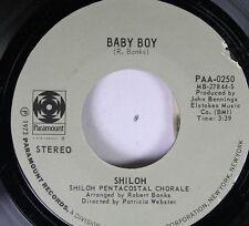 Christmas 45 Shiloh - Baby Boy / It'S Christmas Again On Paramount