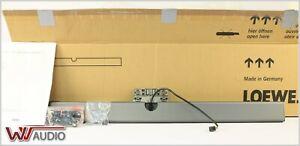 Loewe Stereospeaker i 40 Individual 40 SL220 Art. No 01688 / 4093 Alu Titan.