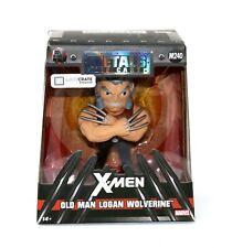 Jada Die-Cast Metal Old Man Logan Wolverine Figure X-Men M240 by LootCrate NEW