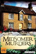 Midsomer Murders Seasons 9 10 11 12 DVD R4 New!!!