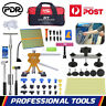 PDR Paintless Dent Removal Hail Damage Repair Kit Puller Lifter Hammer Glue Tool