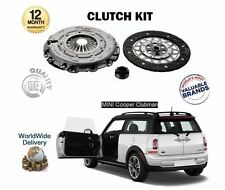 FOR BMW MINI CLUBMAN R55 1.6 ONE COPPER S D SD VAN 2010->NEW CLUTCH KIT COMPLETE