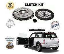 Pour BMW Mini Clubman R55 1.6 One Cuivre S D SD Van 2010 - > New Clutch kit complet