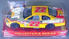 2003 Racing Champions 1:24 WARD BURTON #22 CAT Dodge - Chrome - 1 of 1500