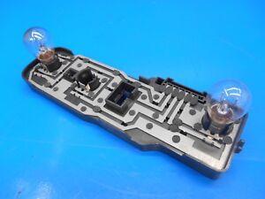 Smart Car Fortwo OEM Right Side Tail Light Socket Panel Bulb Housing 4518200477