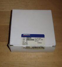 New GM 89032080 Drive Belt Idler Pulley Delco 38029 1988-1992 Camaro, Firebird