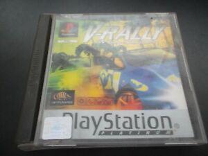 V-RALLY CHAMPIONSHIP EDITION - SONY PLAYSTATION 1 PS1