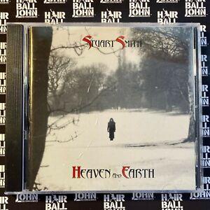 Stuart Smith- Heaven & Earth CD (Bon Jovi Sambora Hurricane) + Hair Metal Extras