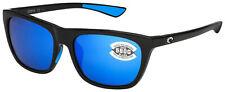 Costa Del Mar Cheeca солнцезащитные очки CHA-11 - obmglp черный | голубые зеркальные 580G поляризованные
